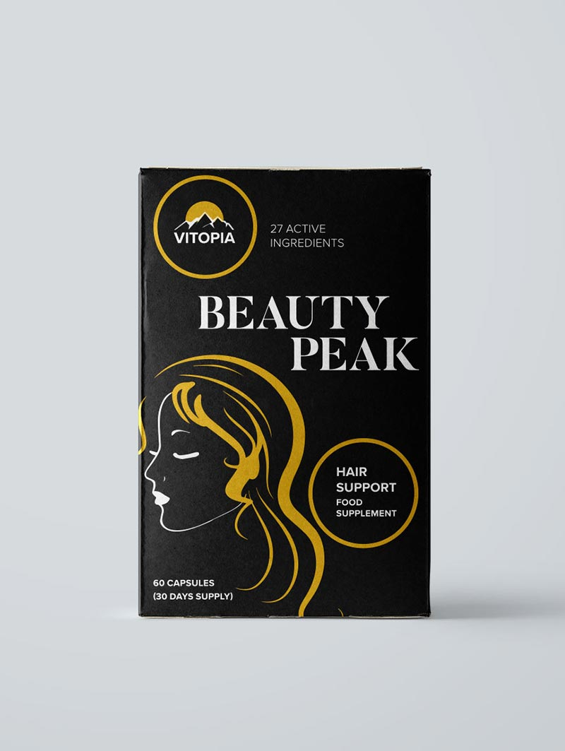 Beauty Peak Hair Supplement