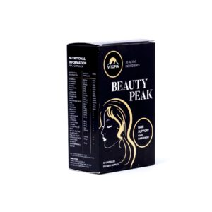 Beauty Peak product hair support vitamins vitopia