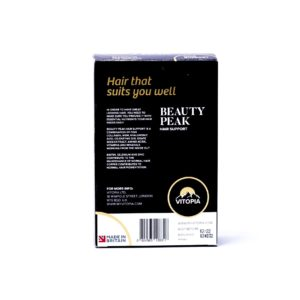 Beauty Peak hair product hair support vitopia