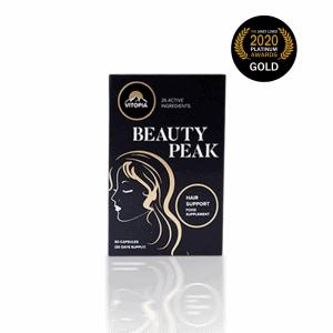 Vitopia Beauty peak hair
