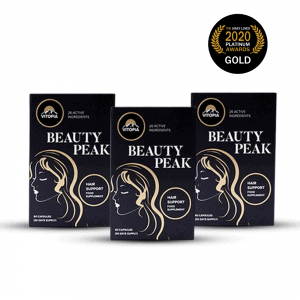 Vitopia Beauty peak hair