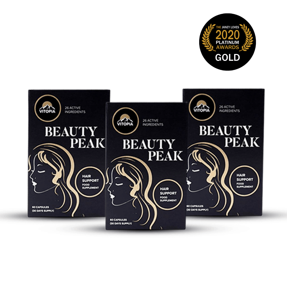 Beauty Peak Hair (3 Months Supply)