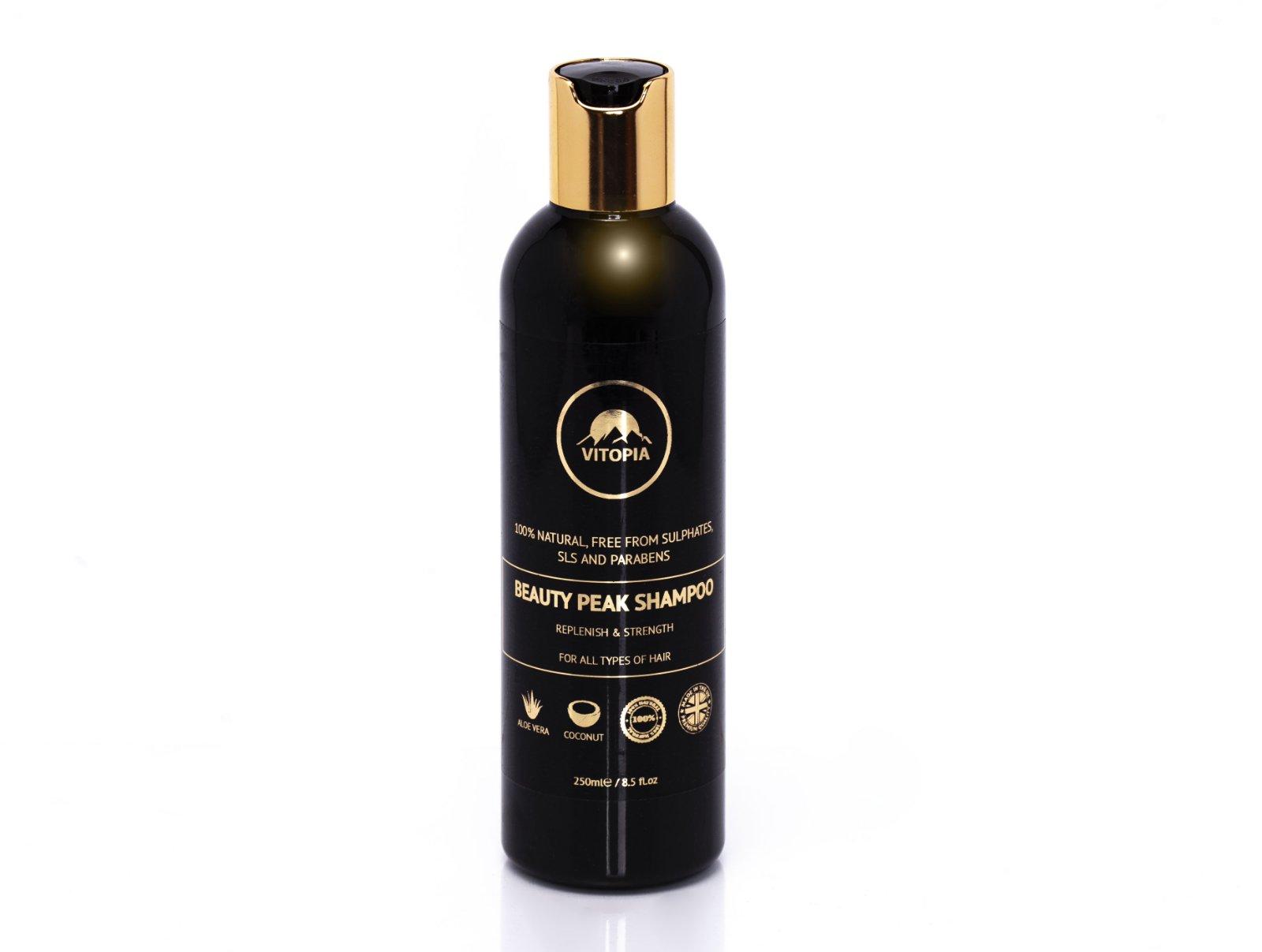 Beauty Peak Shampoo - Replenish & Strengthen