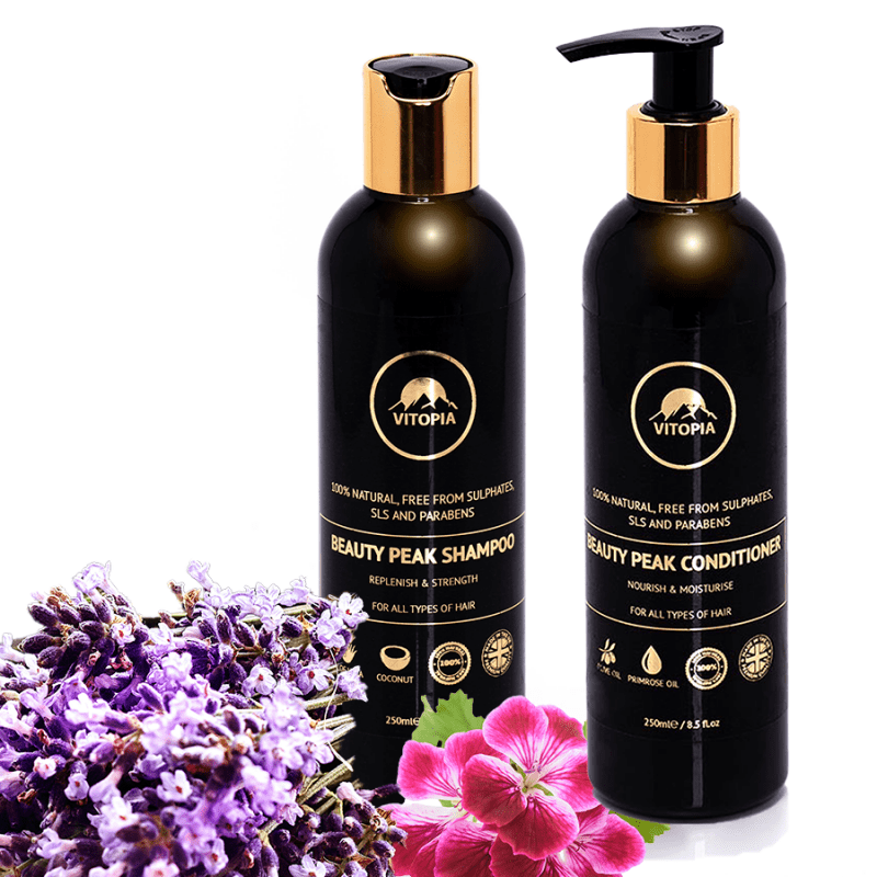 Beauty Peak Shampoo & Conditioner