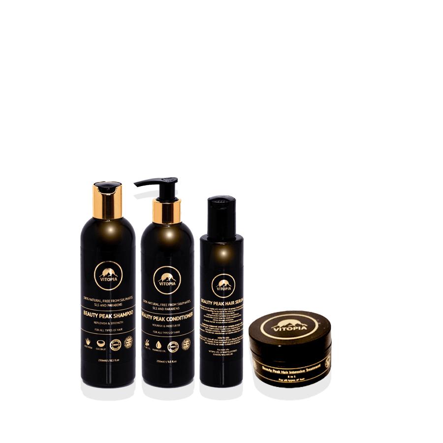 Beauty Peak Hair repair and protect system