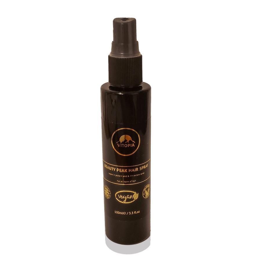 Beauty Peak Hair Spray - Leave in protein & PH restore spray